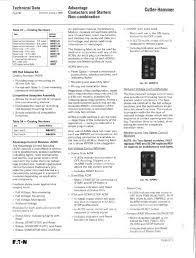 Cutler Hammer Heater Chart Pdf Cutler Hammer Heater Coil Chart