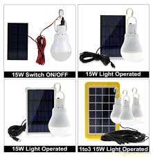 Solar Lights With On Off Switch 2019 Usb Solar Power Outdoor Light 15w Solar Lamp Portable Bulb Energy Lamp Led Lighting Solar Panel Camp Tent Fishing Light From Best2011 5 92