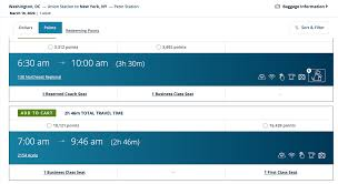 Amtrak Guest Rewards Redemption Chart Your Ultimate Guide To Amtrak Guest Rewards