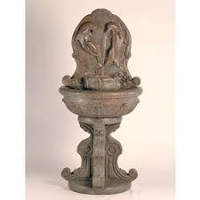 als garden art. Als Garden Art Fountain Classic Dolphin Wall Fountains Sale .