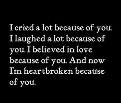 Quotes About Broken Love Enchanting Top 48 Broken Heart Quotes And Heartbroken Sayings