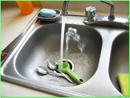 full size of sink standing water kitchen sink clogged drain line stopped up sink unclogging