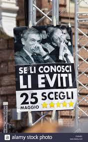 Fassino Design Turin Italy 2014 05 17 Poster With Chiamparino And