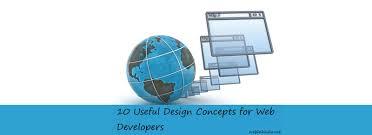 Useful Design 10 Useful Design Concepts For Web Developers Blogs