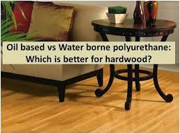 Bona Water Based Polyurethane Doeat Co