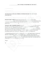 Eviction Notices Template Simple Tenant Eviction Notice Template Dazzleshots