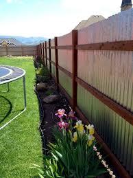 Simple and cheap privacy fence design ideas Backyard 70 Simple Cheap Diy Privacy Fence Design Ideas decoration decoratingideas decorador Pinterest 70 Simple Cheap Diy Privacy Fence Design Ideas Home Decor