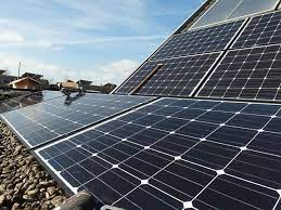 Solar Panel Financing By Quest Construction Services Inc With The Cost Of Electricity On The Rise You Can Ma Solar Panels Solar Power Panels Solar Panel Kits
