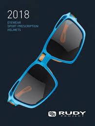 2018 Eyewear Helmets Catalogue English By Rudy Project