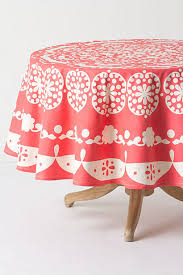 modern round tablecloth inviting fadfay home textile american country style vintage handmade regarding 10