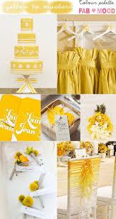 Shades of Yellow & Mustard Wedding Inspiration