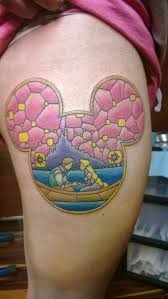 Rapunzel Lantern Scene by William Backus at Big City Tattoo ...