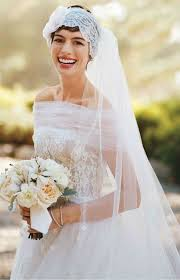 adore pixie cut with a veil