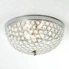 crystal flush mount light crystal crystal semi flush mount lights