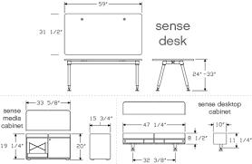 office desk size. Office Desk Set Dimensions Size R