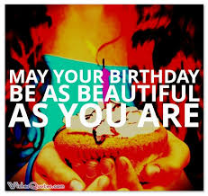 Beautiful Girl Birthday Quotes