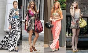 Blair s dress on gossip girl