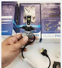 Bóng Đèn Pha Led Siêu Sáng Philips 60W Gắn Mọi Loại Xe Máy mua Online giá  tốt - NhaBanHang.com