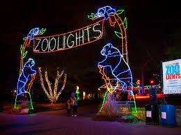Boo Lights 2017 Zoolights Christmas Lights At The National Zoo
