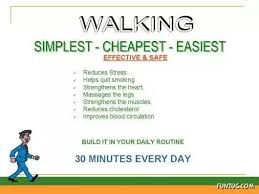 Image result for walking for health