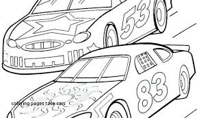 Coloring Dazzling Coloring Pages Race Cars Nascar Coloring Pages