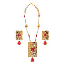 Gold Set Design 2019 In Pakistan Noor Jewellers South Asian Jewellery 22k Gold Diamond