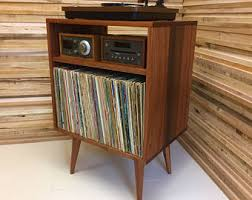 mid century stereo cabinet. Brilliant Century Solid Mahogany Record Player Stereo Console Turntable Stand With Album  Storage Mid Century Modern Audio Rack In Century Stereo Cabinet D