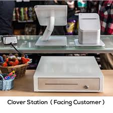 first data pos system clover station