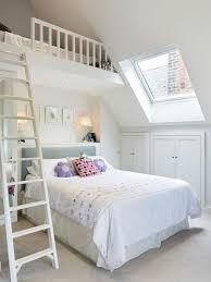 attic bedroom furniture. Elegant Loft-style Bedroom Photo In London Attic Furniture F