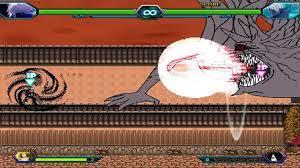 Obito Uchiha Vs Kakashi Hatake - Bleach Vs Naruto 3.3 - YouTube