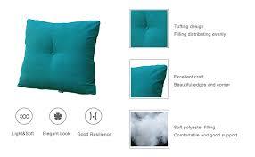 bossima cushions for patio furniture