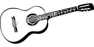 Guitar Music Free Vector Graphic On Pixabay