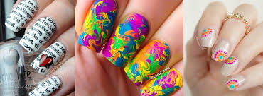 Bright Flower Nail Art Design Tutorial Best Easy Christmas Holiday Nail Art Designs Trends