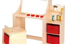 toddler art desks children s art desk with regard to and easel for toddler large kids