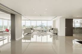 Polished Kitchen Floor Tiles Large Modern Hallway And Lounge Featuring Porcel Thin China Clay