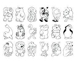 Christmas Coloring Pages For Preschool Contentparkco