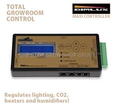 dimlux maxi controller v1 controls lighting co2 heaters and dimlux maxi controller v1 controls lighting co2 heaters and humidifiers