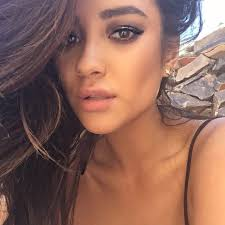 stunning neutral tones on shay pretty little liars hair and makeup