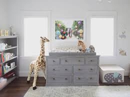 Safari Themed Nursery with Gray Malin at the Parker Artwork | Gray Malin