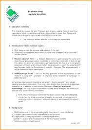 Planning Statement Template Strategic Goals And Objectives Business ...