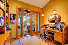 orange home office. Where Do You Your Writing (or Other Creative) Work? May Not Have Thought Much About It, But It\u0027s Important. Orange Home Office