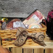 holiday ham gift basket
