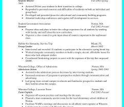 Examples Of College Graduate Resumes Stunning Recent College Graduate Resume Template Samples For Graduates