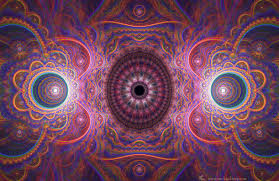 Picture 3D Graphics Abstract art