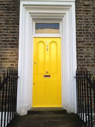 white front door yellow house. White Front Door Yellow House Ideas Image Mag