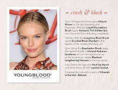 achieve this look with youngblood mineral cosmetics the look