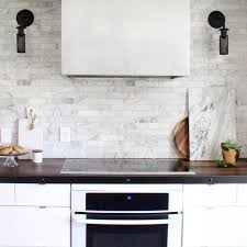 Subway Tile Kitchen Backsplash 2