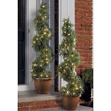 Petite Artificial Buxus Topiary Ball  Black Granite Granite And Artificial Topiary Trees With Solar Lights