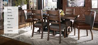 Dining Table In Kitchen Kitchen Dining Room Furniture Ashley Furniture Homestore