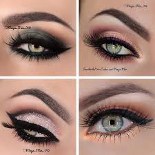 maya is a known master of graphic cat eye liner a look she constantly re imagines photos courtesy of maya mia y
